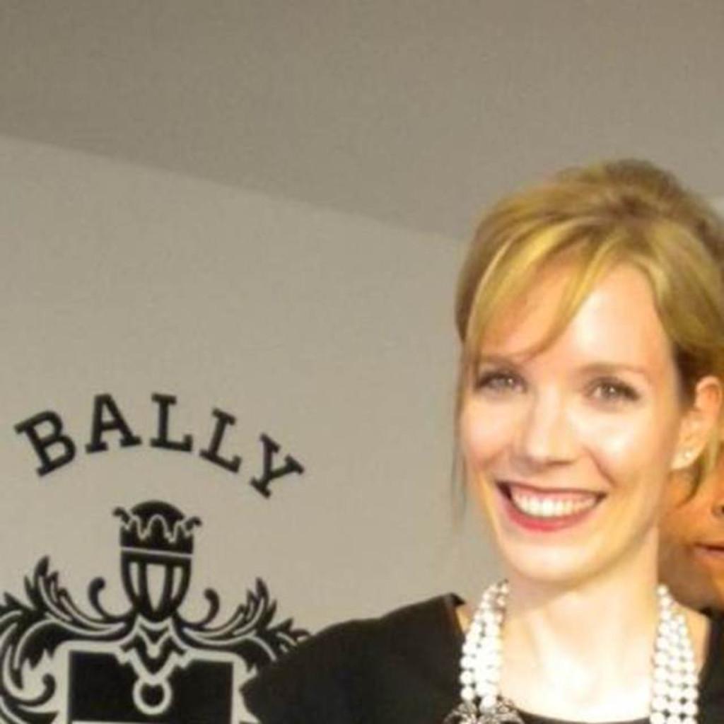 Clara Budelmann Retail Manager Bally Schuhfabriken Ag