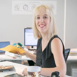 Kristin Steppeling - Agentur Frau Wenk +++ GmbH - Hamburg