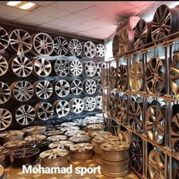 mohammad mirhosseini - sport tire mohammad