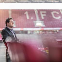Dominic Theißen - 1. FC Köln GmbH & Co. KGaA - Köln