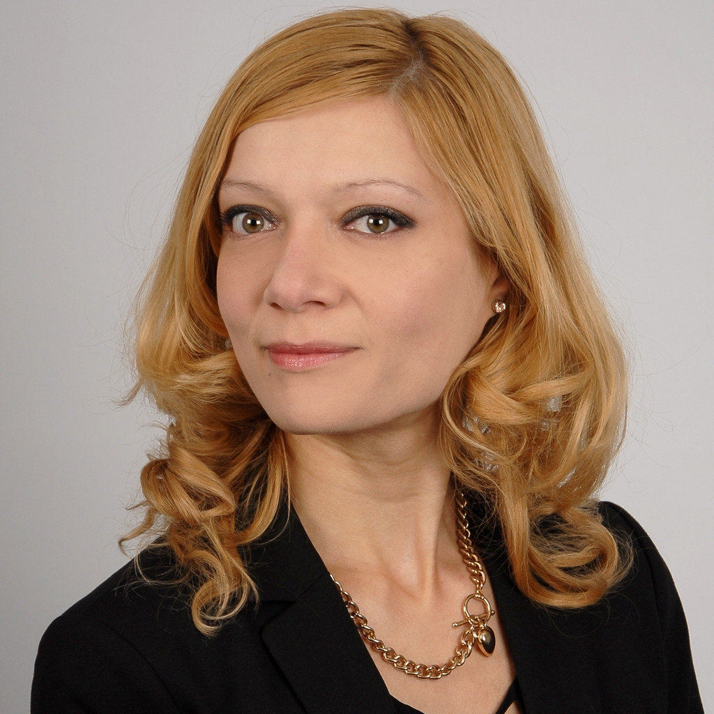 Gabriela Klein - Abteilungsleitung und Visual