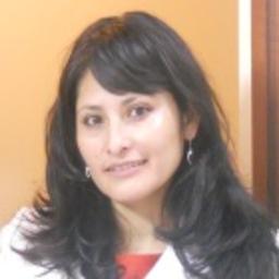 Ing. Mary Luz Quicaño Ampuero - Alas Peruanas - Freiburg im Breisgau