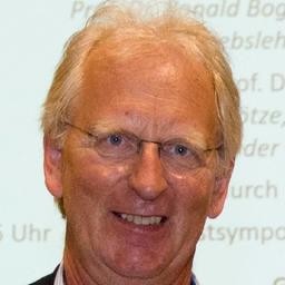 Prof. Dr. Ronald Bogaschewsky