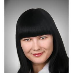 Olena Chepkasova - United Initiators GmbH & Co. KG - München