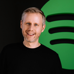 Michael Krause - Spotify - Berlin