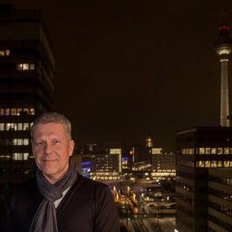 David Eickelberg - Touchdown! Event Solutions - Berlin