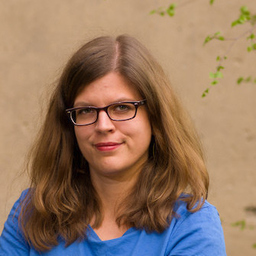 Bianca Schern - Reinblau - Berlin
