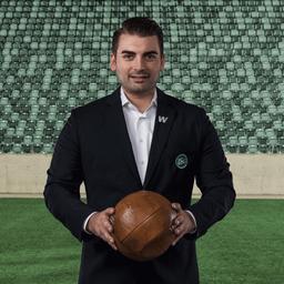 Ramin Pandji - FC St.Gallen AG - St. Gallen