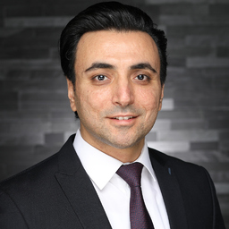 Mohsen Salehi - DEKRA - Stuttgart