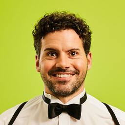 Mirko Spohn - Moderator - Sprecher - Märchenerzähler - Heidelberg
