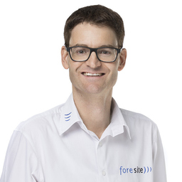 Florian Lüchinger - foresite AG, IT-Beratung, IT-Projektmanagement, Software Entwicklung, eCommerce - Gümligen