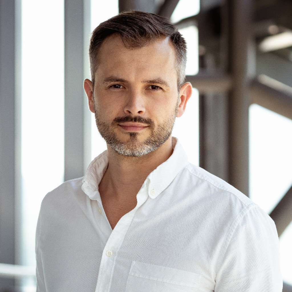 Mann Profil Bild