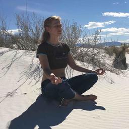 Gudrun Ranftl - Yoga Teaching (Hatha) B.K.S. Iyengar - Frankfurt am Main