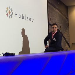 Patrick Zimmermann - Tableau Software Ltd. - london