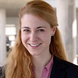 Dr. Natalie Pfau-Weller - Fraunhofer IAO/ IAT - Tübingen