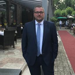 Sven Markus Lipertowicz - DRK Bürgerservice Tecklenburger Land gGmbH (Rettungswache Westerkappeln) - Ibbenbüren