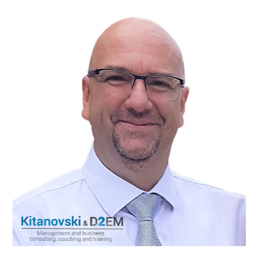 Prof. Mihail Kitanovski - D2EM Consulting - Skopje
