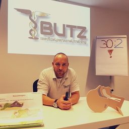 Hansjürgen Butz - BUTZ medical.personal.training - Gersthofen
