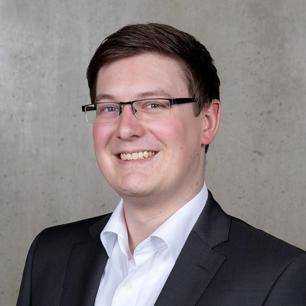 Andreas lohmeyer junior consultant soptim ag xing for Junior consultant