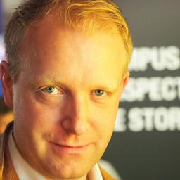 Helge Neubronner - CINE PLUS  - The Media Group - Berlin