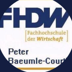Prof. Dr. Peter Baeumle-Courth