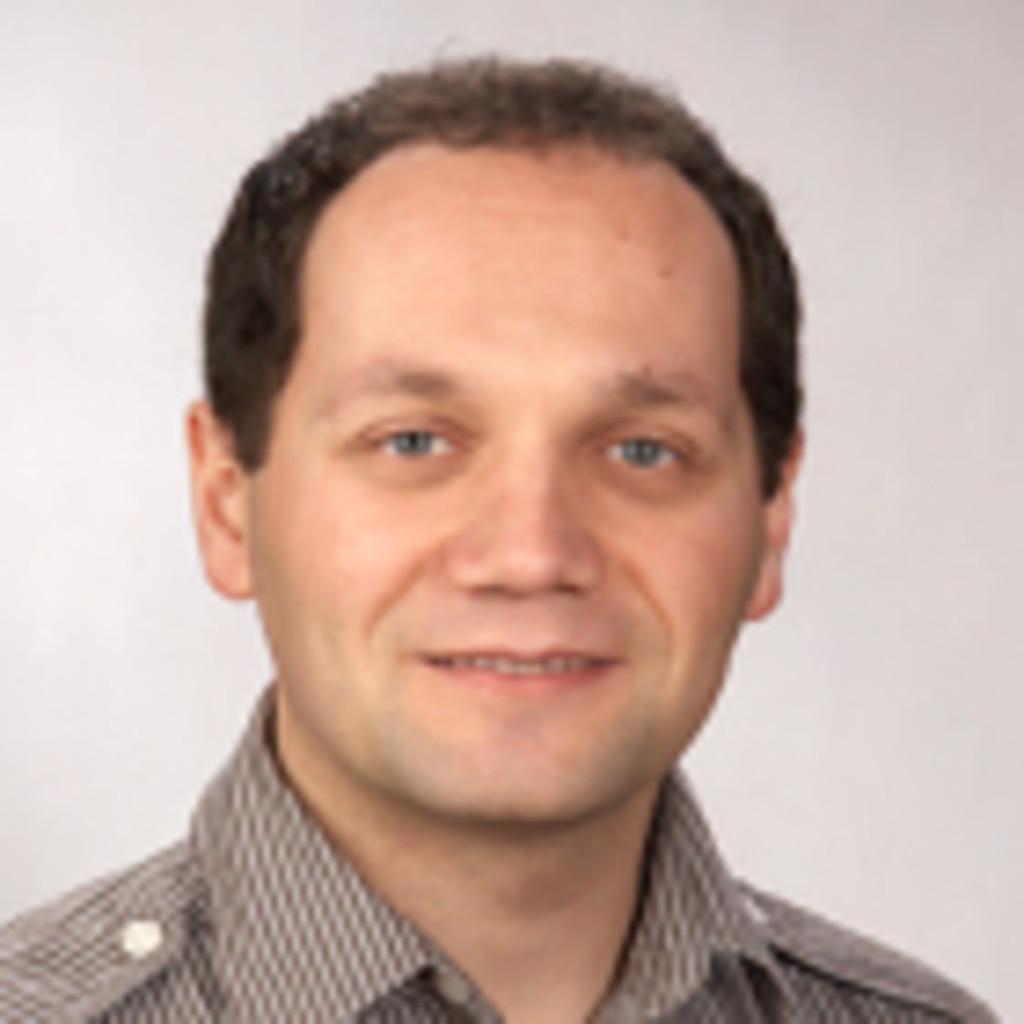 Leo Bernhardt   Elektroniker