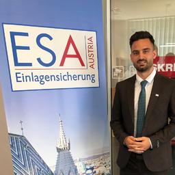 Mehmet Özcan - Einlagensicherung Austria Gmbh - Vienna