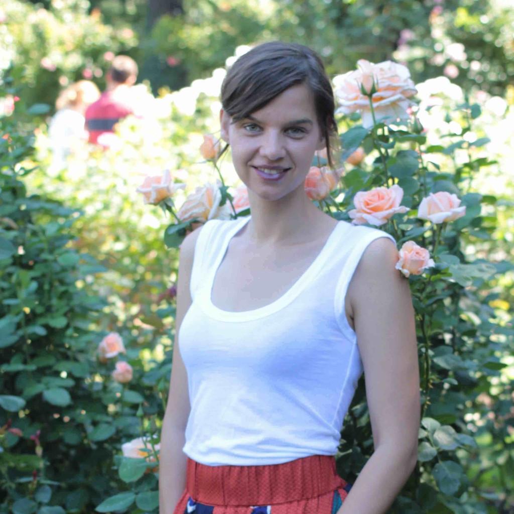 Silvia Appel Bloggerin Garten Fraeuleinde Xing