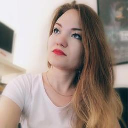 Marina Budylo's profile picture