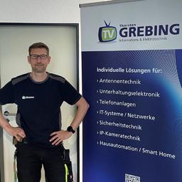 Thorsten Grebing - Thorsten Grebing TV - Achim