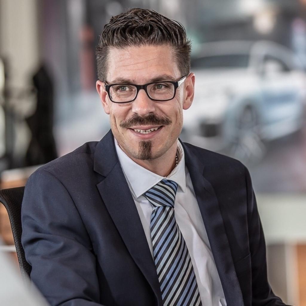 Oliver Eberhardt Teamleiter Verkauf Dienst Und Gebrauchtwagen