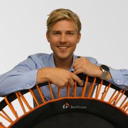 Alexander van't Wout - bellicon AG - Bellikon