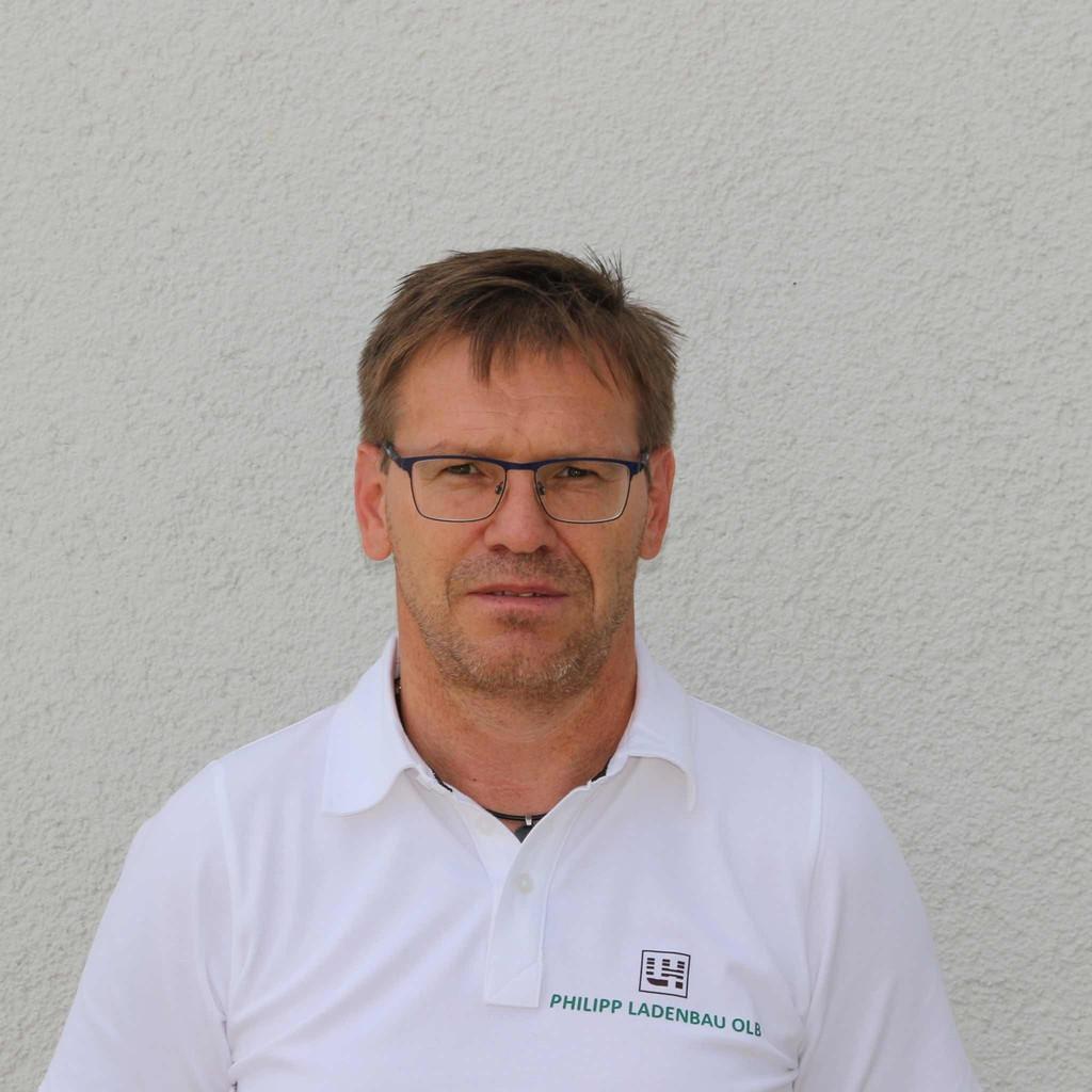 Uwe Hildebrand - Geschäftsführung - Philipp Ladenbau Olb