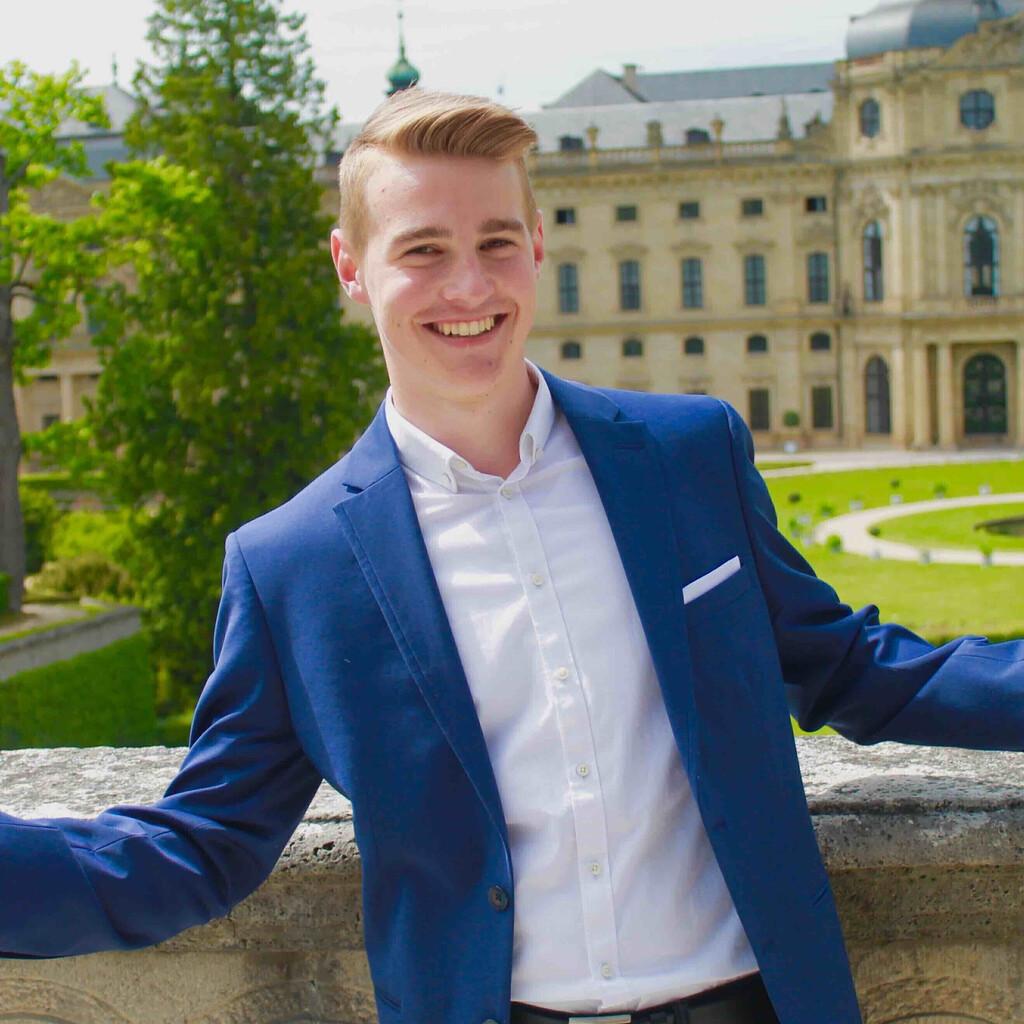 Lukas Mahr's profile picture