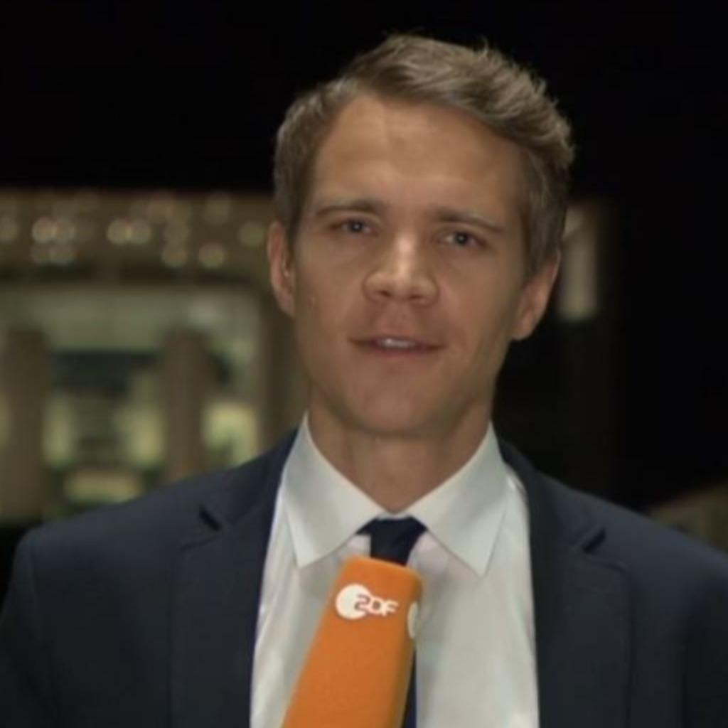 Dr Daniel Pontzen Korrespondent ZDF Studio Washington
