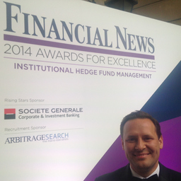 Rick Robinson - Director of Europe & UK - Arbitrage Search ...