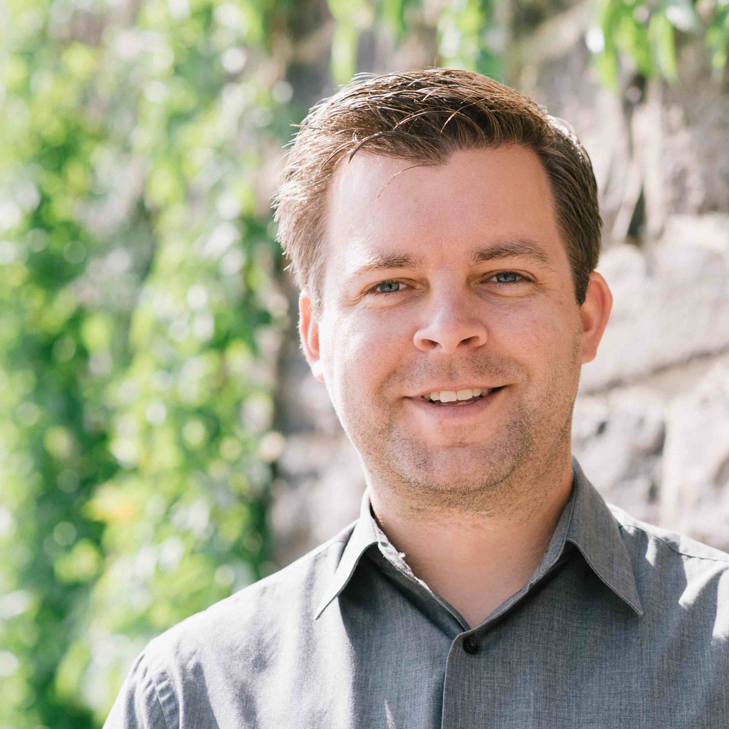 Sebastian Ludwig Projektleiter Kuchem Konferenz Technik Xing