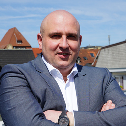 Denis Roehr - bluecue consulting GmbH & Co. KG - Bielefeld