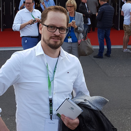 Patrick Prangel - Signal Iduna Versicherung - Berlin