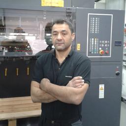 Rusen aydin servicetechniker manrolandsheetfed for Maschinenbau offenbach