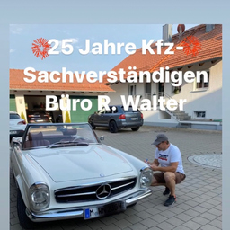 Richard Walter - Kfz-Sachverständigenbüro R. Walter - Dachau