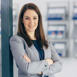 Britta Ziebell - Nachwuchsstiftung Maschinenbau gGmbH - Bielefeld