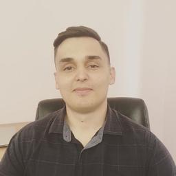 Sherzod Yorov - Transparent.com - Dushanbe