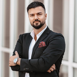 Yasin Arslan - Progressive, ein Geschäftszweig von SThree - München