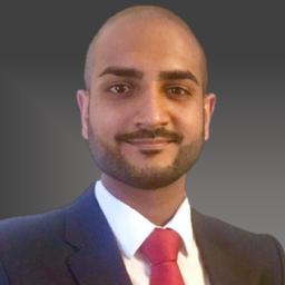 Ing. Sukhwinder Singh Harbans - Frankfurt University of Applied Sciences - München