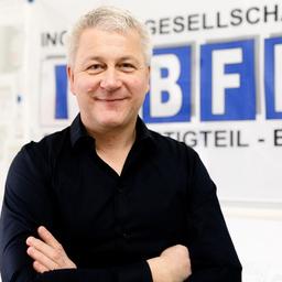 Bernd Herrmann - IGBFB mbH - Dresden