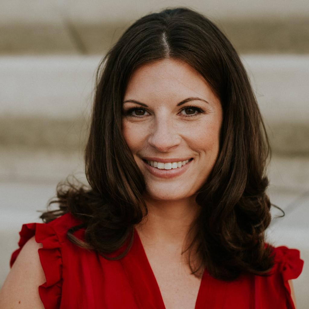 Anna-Katharina Schubert - TV-Journalistin. Moderatorin