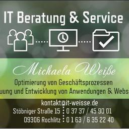 Michaela Weiße - IT Beratung & Service - Rochlitz
