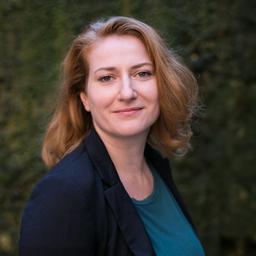 Meike Riemann - Asana Rebel - Berlin