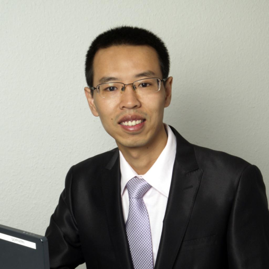 Tao song ingenieur tiandi kole maschinenbau gmbh xing for Ingenieur bergbau